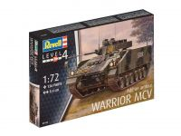 Product detailPlastic ModelKit tank 03144 - Warrior MCV with Add-on armour (1:72)