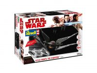 Product detailBuild & Play SW 06760 - Kylo Ren's TIE Fighter