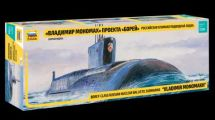 "Product detailModel Kit ponorka 9058 - Borey-Class Nuclear Submarine ""VLADIMIR MONOMAKH"" (1:350)"