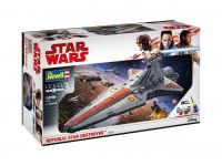 Product detailGift-Set SW Limited Edition 06053 - Gift Set Republic Star Destroyer (1:2700)