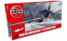 Product detailClassic Kit letadlo A01004A - North American P-51D Mustang (1:72)
