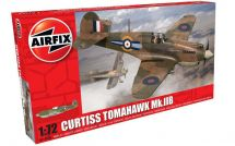 Product detailClassic Kit letadlo A01003A - Curtiss Tomahawk Mk.IIB (1:72)