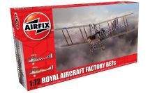 Product detailClassic Kit letadlo A02104 - Royal Aircraft Factory BE2c Scout (1:72)
