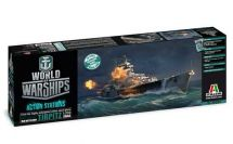 Product detailModel Kit World of Warships 46504 - TIRPITZ (1:700)