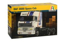 Product detailModel Kit truck 0777 - DAF 3600 SPACE CAB (1:24)
