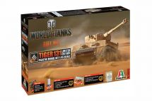 Product detailModel Kit World of Tanks Limited Edition 36512 - TIGER 131 (1:35)