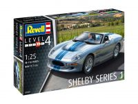 Product detailPlastic ModelKit auto 07039 - Shelby Series I (1:25)