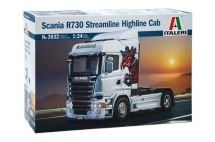 Product detailModel Kit truck 3932 - Scania R730 Streamline Highline Cab (1:24)