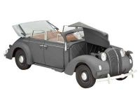 "Product detailPlastic ModelKit military 03099 - German Staff Car ""Admiral Cabriolet"" (1:35)"