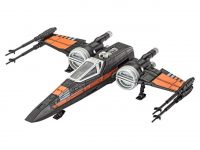 Product detailBuild & Play SW 06750 - Poe's X-wing Fighter (zvukové efekty)