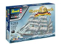 Product detailGift-Set loď 05695 - GORCH FOCK - 60th Anniversary (1:253)