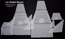 Product detailSoleil Royal - set of sails