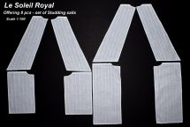 Product detailSoleil Royal - set of studding sails