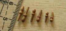 Product detailSoleil Royal - 100 pcs of wooden Belaying pins