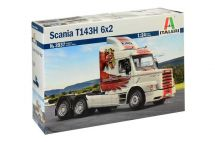 Product detailModel Kit truck 3937 - Scania T143H 6x2 (1:24)