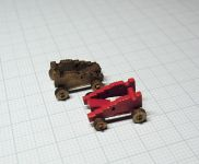 Product detailConstitution - set 34 Guns carriage for Long guns 29mm