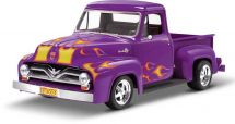 Product detailPlastic ModelKit MONOGRAM auto 0880 - 55 FORD PICKUP (1:24)