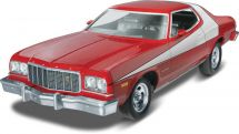 Product detailPlastic ModelKit MONOGRAM auto 4023 - Starsky & Hutch™ Ford Torino (1:25)