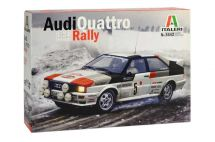 Product detailModel Kit auto 3642 - Audi Quattro Rally (1:24)