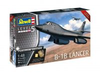 Product detailPlastic ModelKit letadlo Limited Edition 04963 - B-1B Lancer (Platinum Edition) (1:48)