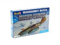 Product detailMicro Wings 04919 - Messerschmitt Me 262A (1:144)