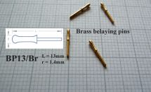 Product detailBrass belaying pin 13mm