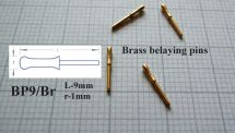 Product detailBelaying pin 9mm brass