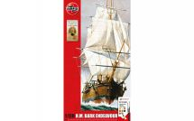Detail k výrobku Gift Set lodě A50047 - Endeavour Bark and Captain Cook 250th anniversary (1:120)