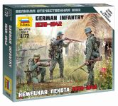 Product detailWargames (WWII) figurky 6105 - German Infantry East Front 1941 (1:72)