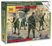 Product detailWargames (WWII) figurky 6108 - Soviet Engineers WWII (1:72)