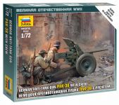 Product detailWargames (WWII) figurky 6114 - German Gun Pak-36 with Crew (1:72)